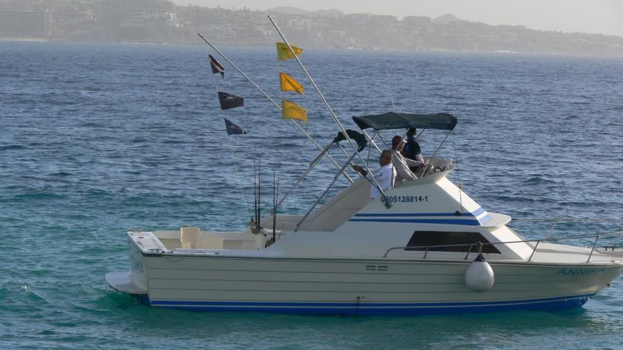 Charter de pêche Annika's