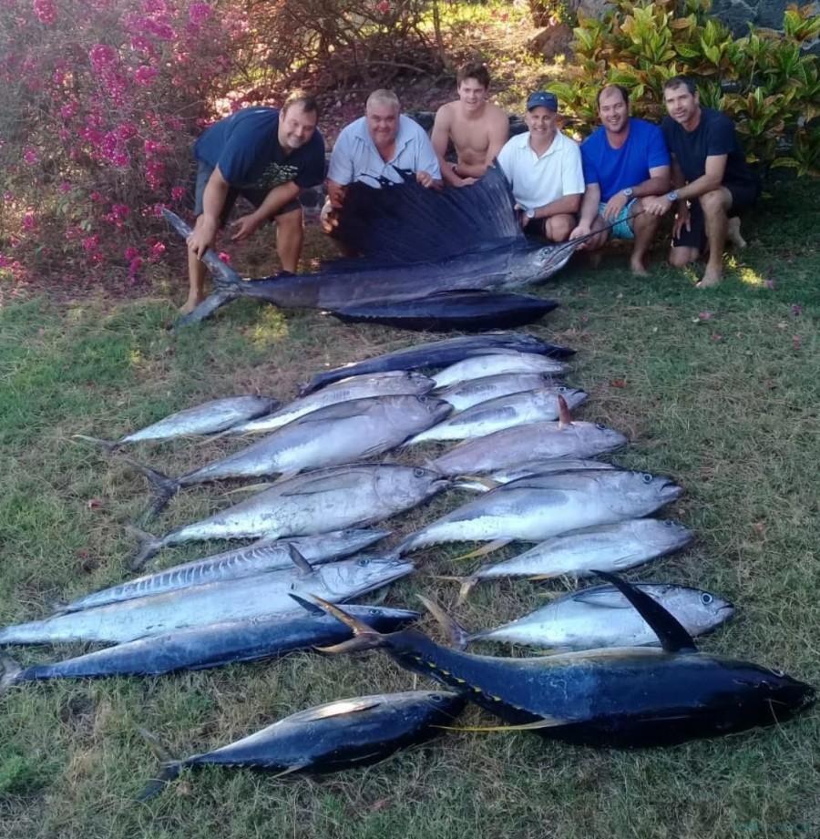 Charter de pêche AQUILA
