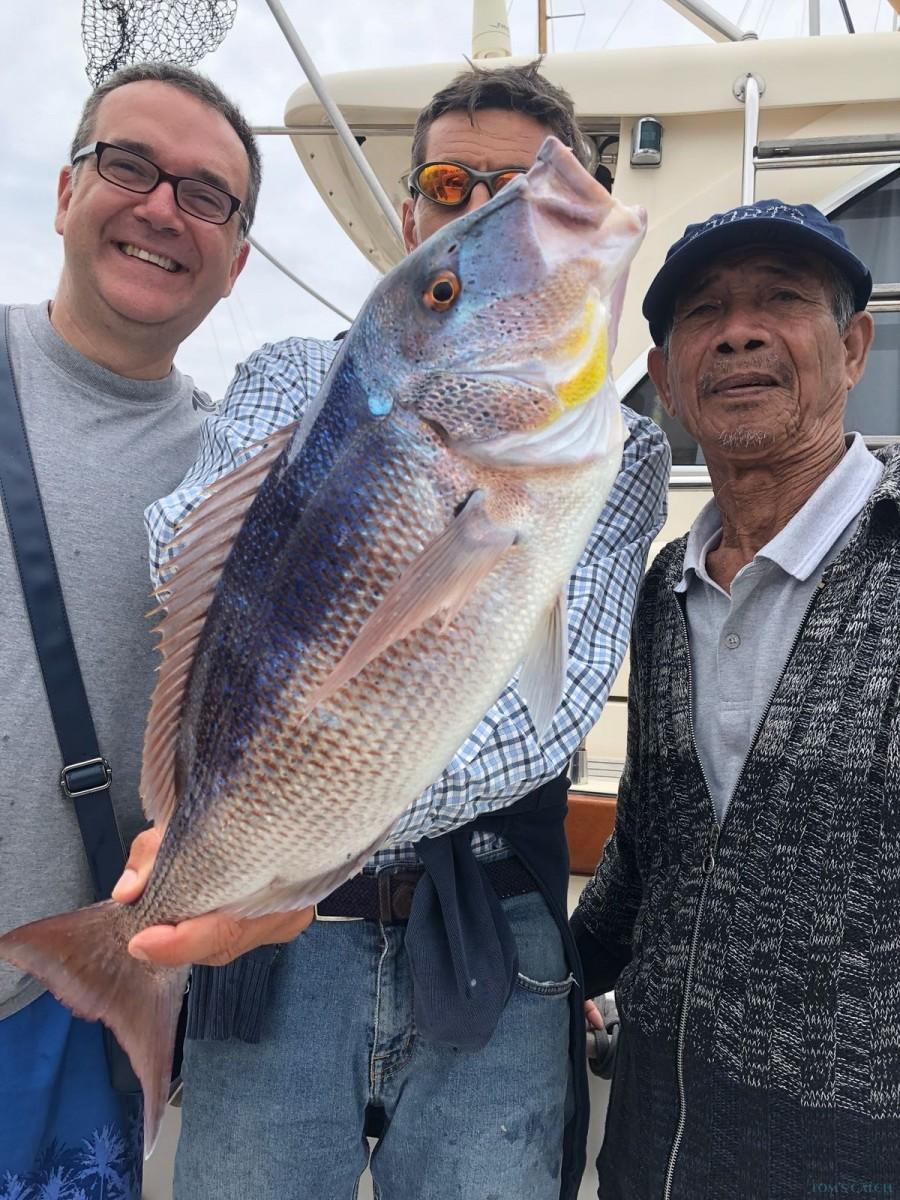 Charter de pêche Arvor 21