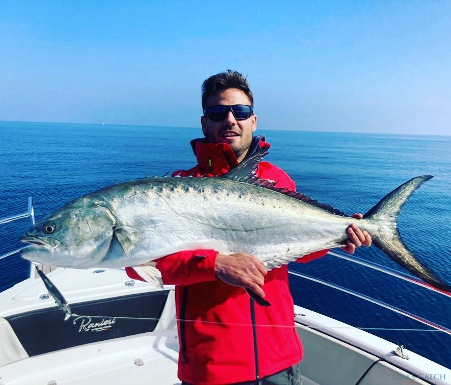 Charter de pêche Athenea