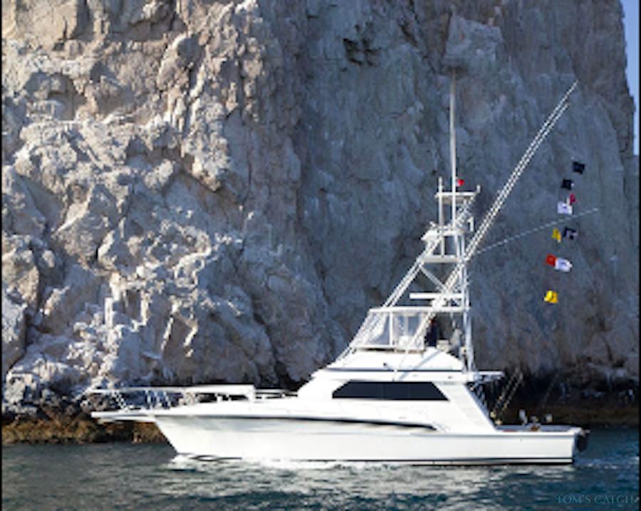 Charter de pêche Attitude Adjustement