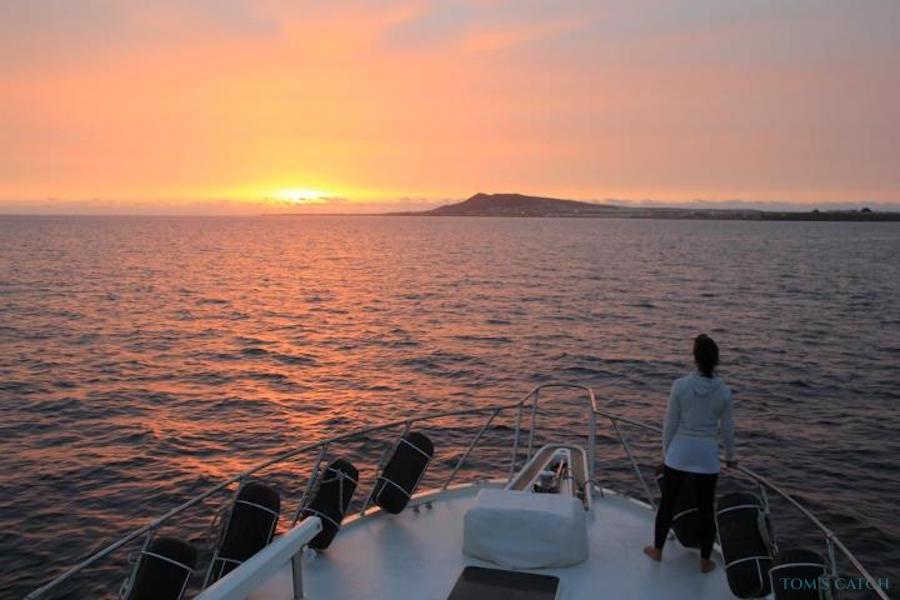 Charter de pêche Aura Marina