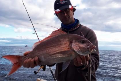 Bandido del Mar Mexique pêche