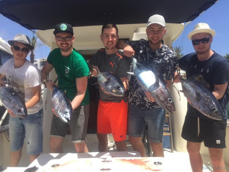 Charter de pêche BeBe-8