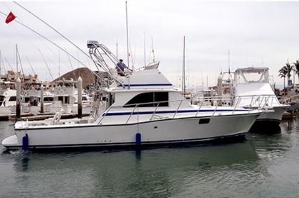 Bertram 42 Baja California Sur pêche