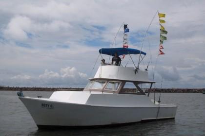 Bibi Fleet Sportfishing Mexique pêche
