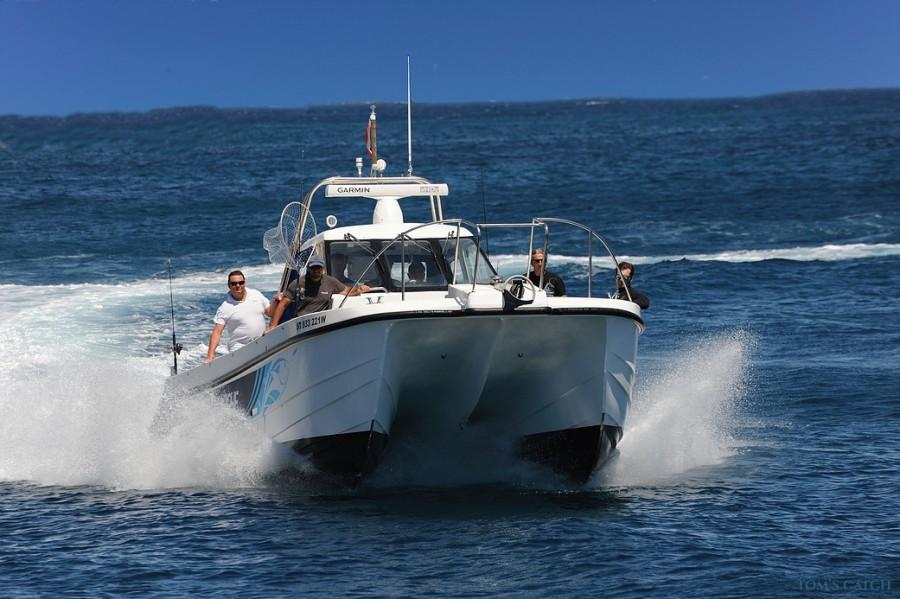 Charter de pêche Bleu Camargue
