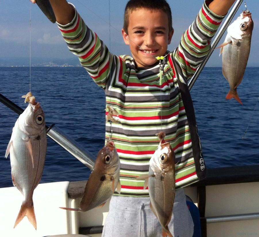 Charter de pêche Blondie