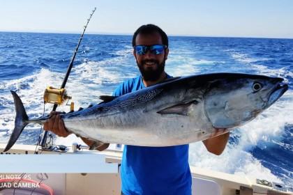 Charter de pêche Blue Beach