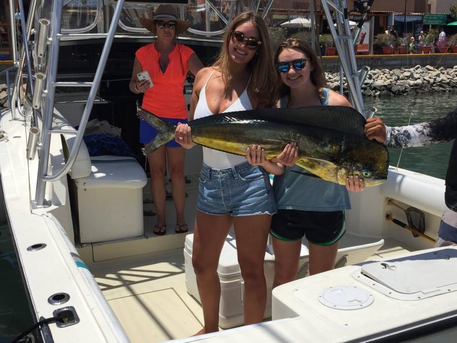 Charter de pêche Blue Water 72 ft