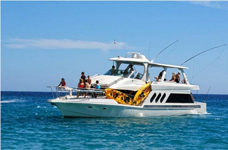 Charter de pêche Blue Water