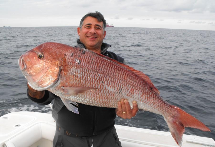 Zone de pêche Malte