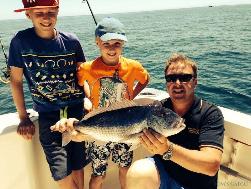 Charter de pêche Bravo