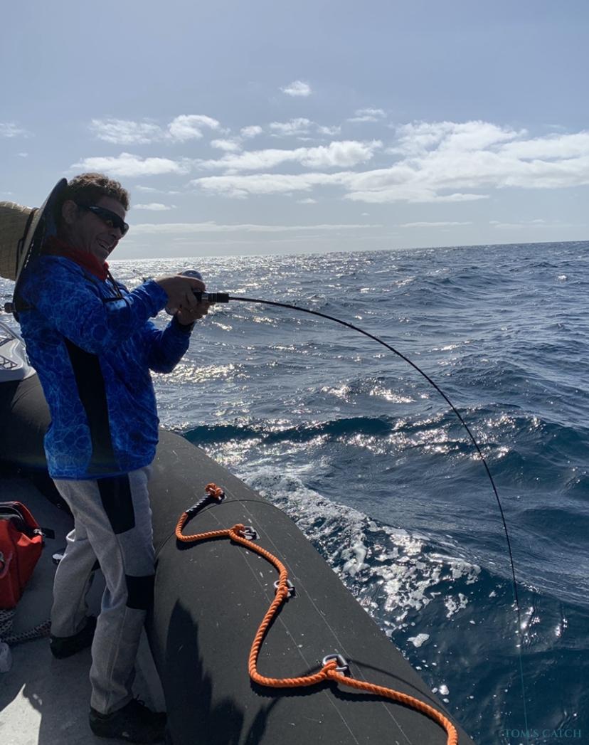 Charter de pêche Brutall Fishing Charter