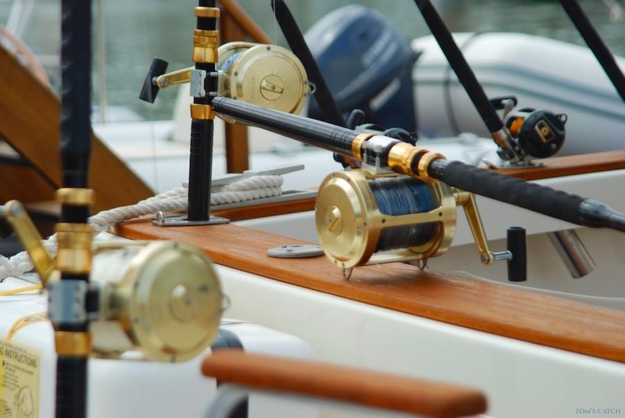 Charter de pêche Cadarnera