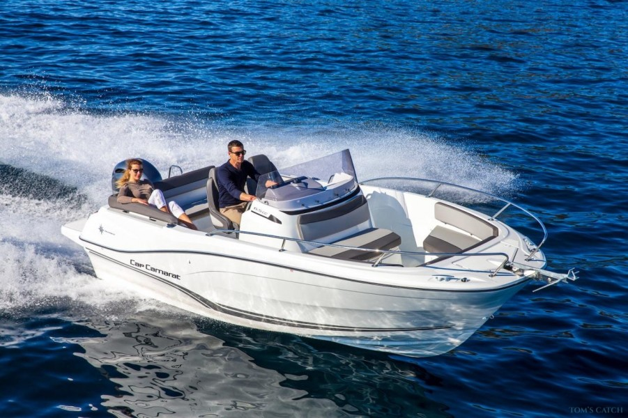 Charter de pêche Cap Camarat 650
