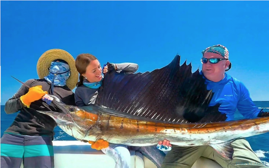 Charter de pêche Captain Hook