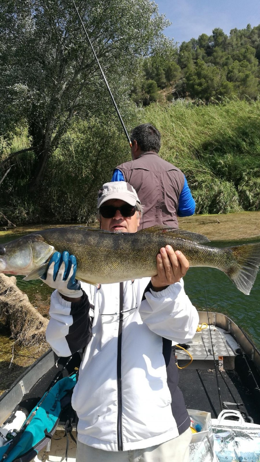Charter de pêche Carolina Skiff