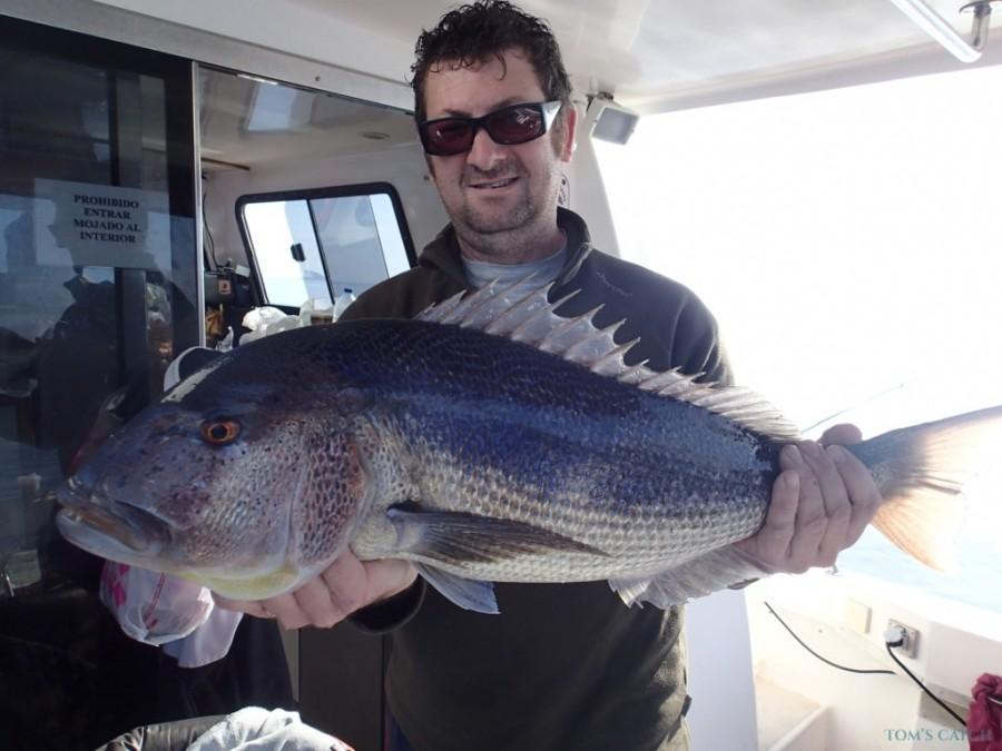 Charter de pêche Casamar Dos