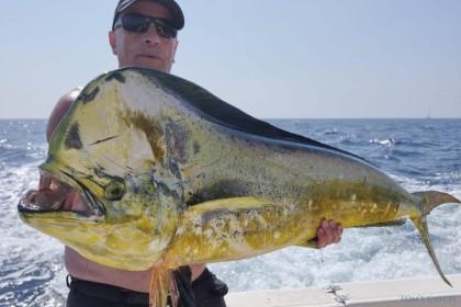 Cavalier Gran Canaria pêche