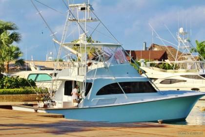 Chaser République Dominicaine pêche