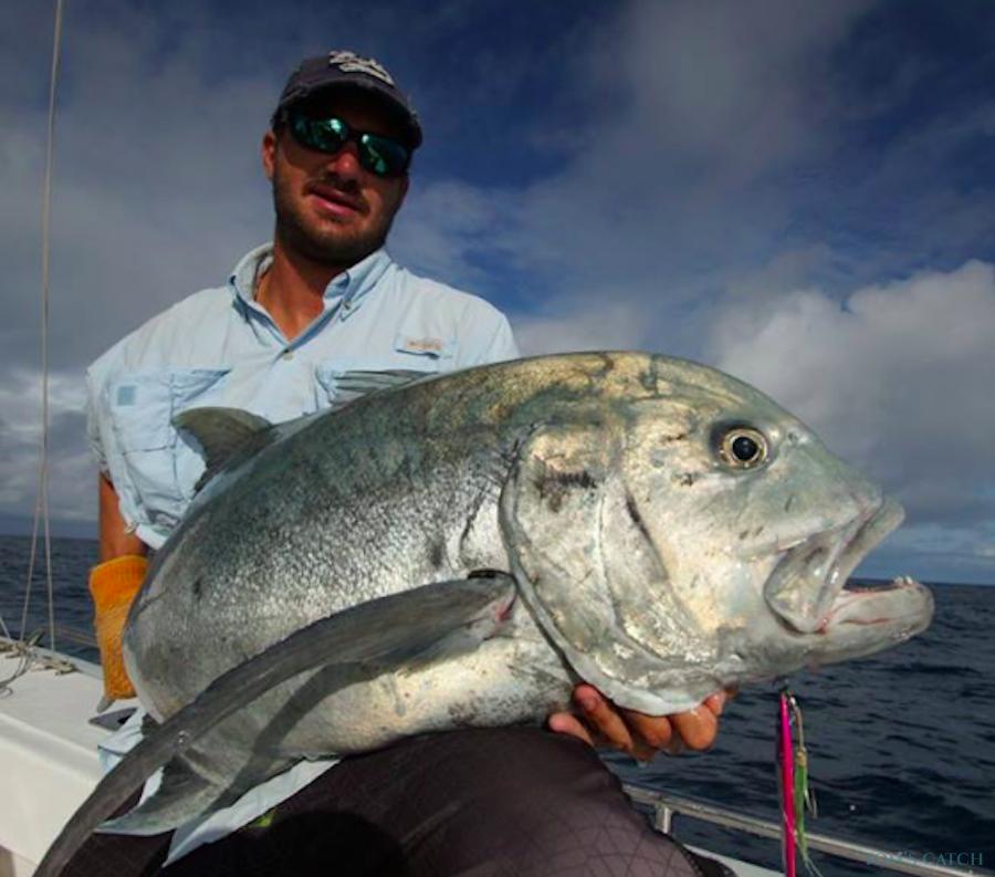 Charter de pêche Chilipoint Too