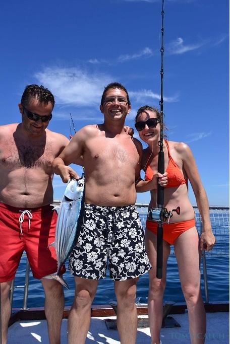 Charter de pêche Chipiona