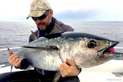 Charter de pêche Chorrilla