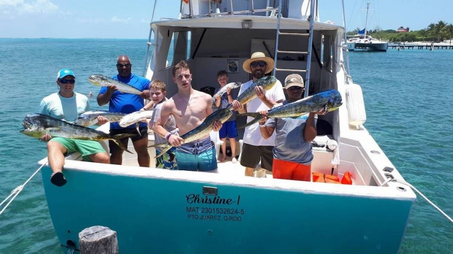 Charter de pêche Christine I