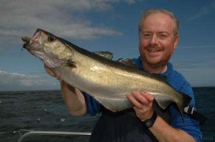 Cleona Irlande pêche