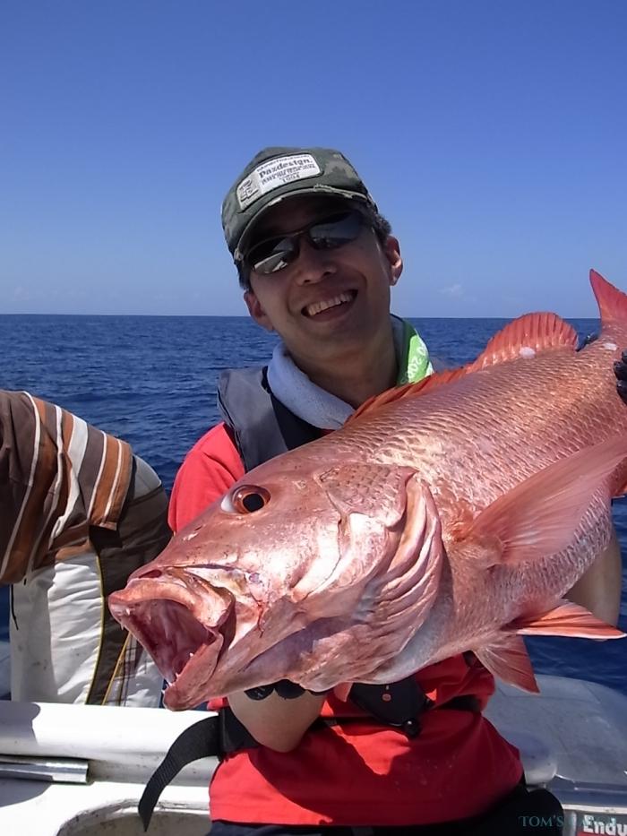 Charter de pêche COBIA