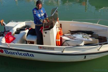 Charter de pêche Conero