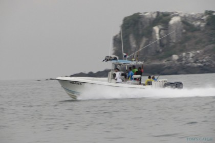 Contender 3  pêche