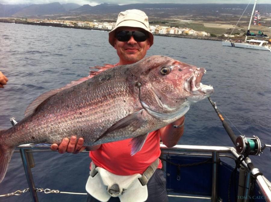 Charter de pêche Crested Wave