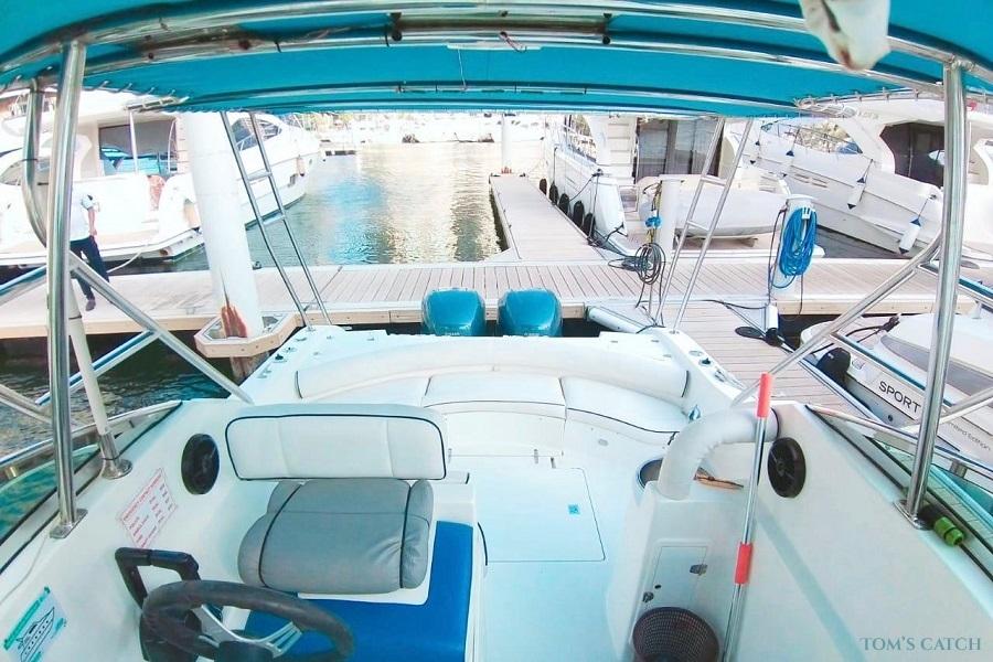 Charter de pêche D3-14