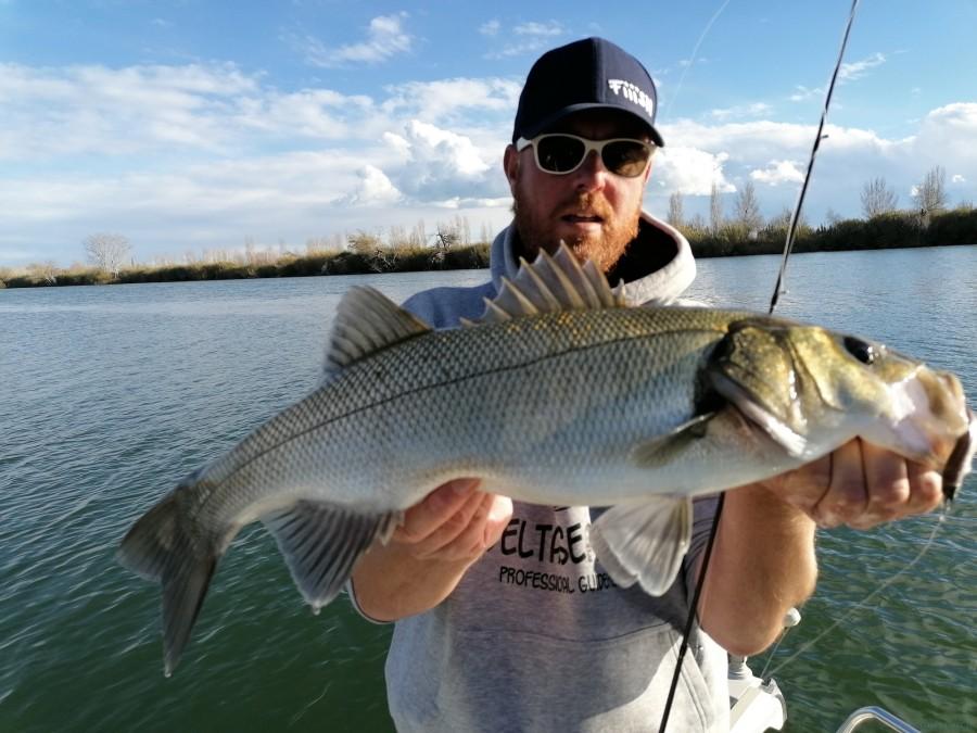 Charter de pêche Delta Seadevil