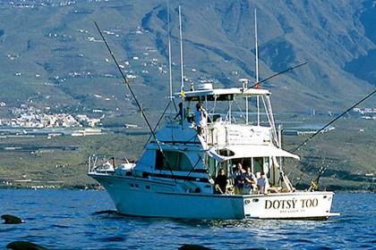 Dotsy Too Tenerife pêche