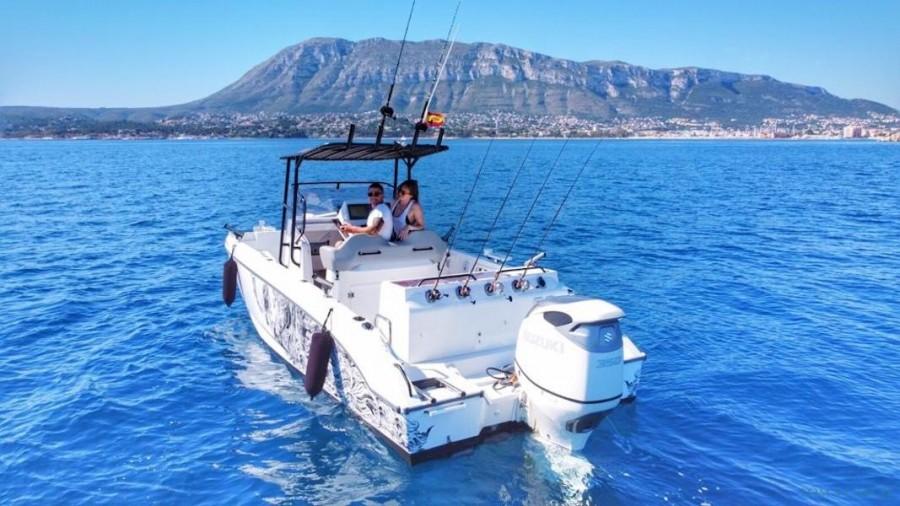 Charter de pêche Emotional
