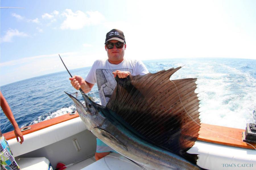 Charter de pêche Escualo V