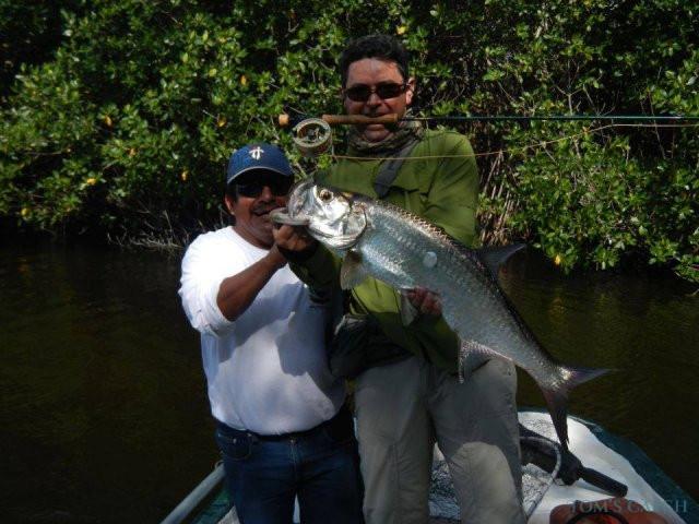 Charter de pêche Etec