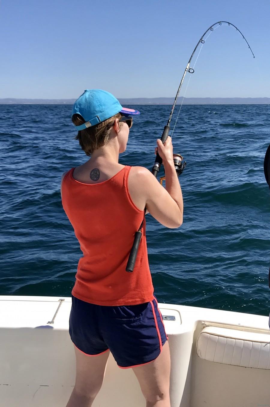 Charter de pêche EVADER