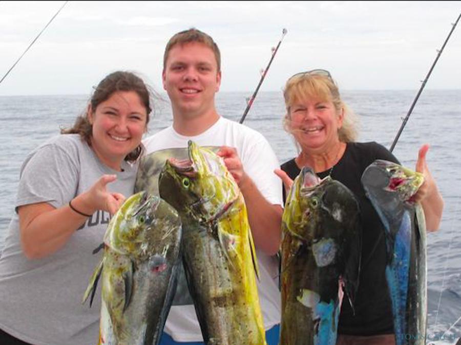 Charter de pêche Fearless Viking