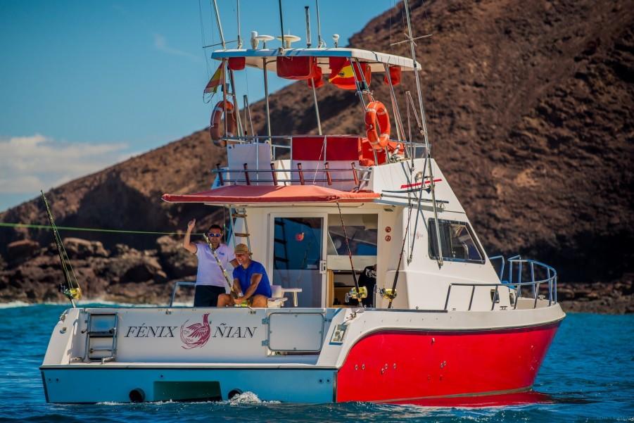 Charter de pêche Fenix Nian