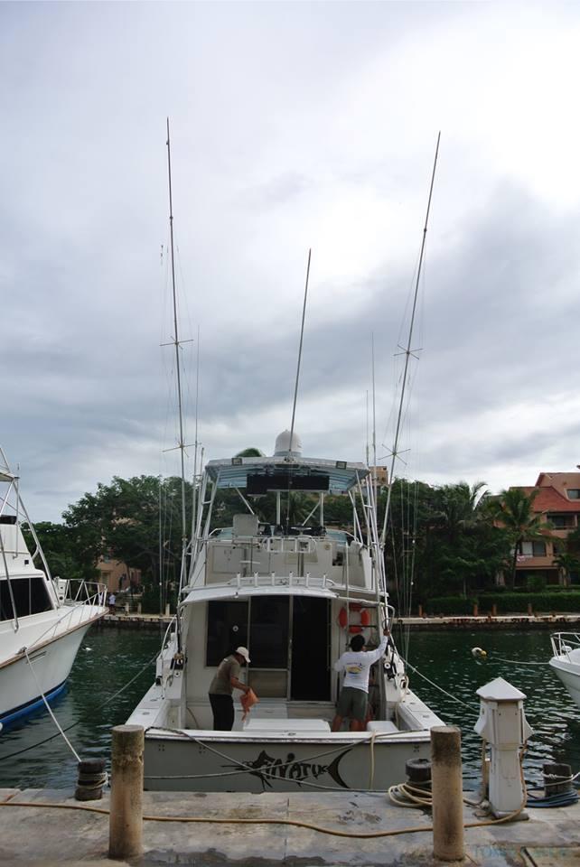 Charter de pêche Finatik