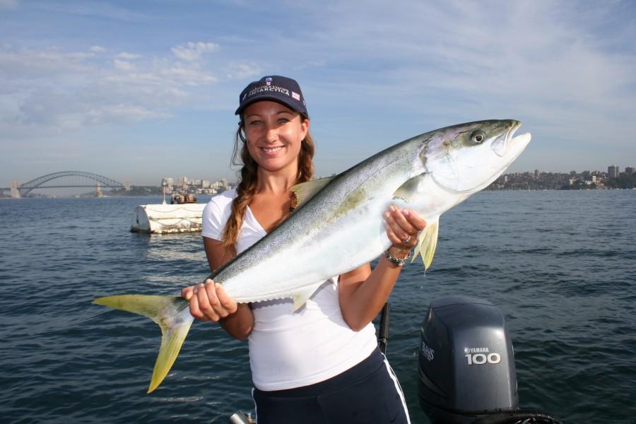 Charter de pêche Fishabout