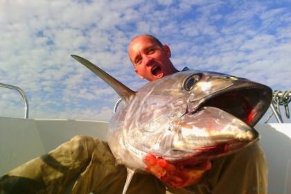 Charter de pêche Flyer 650