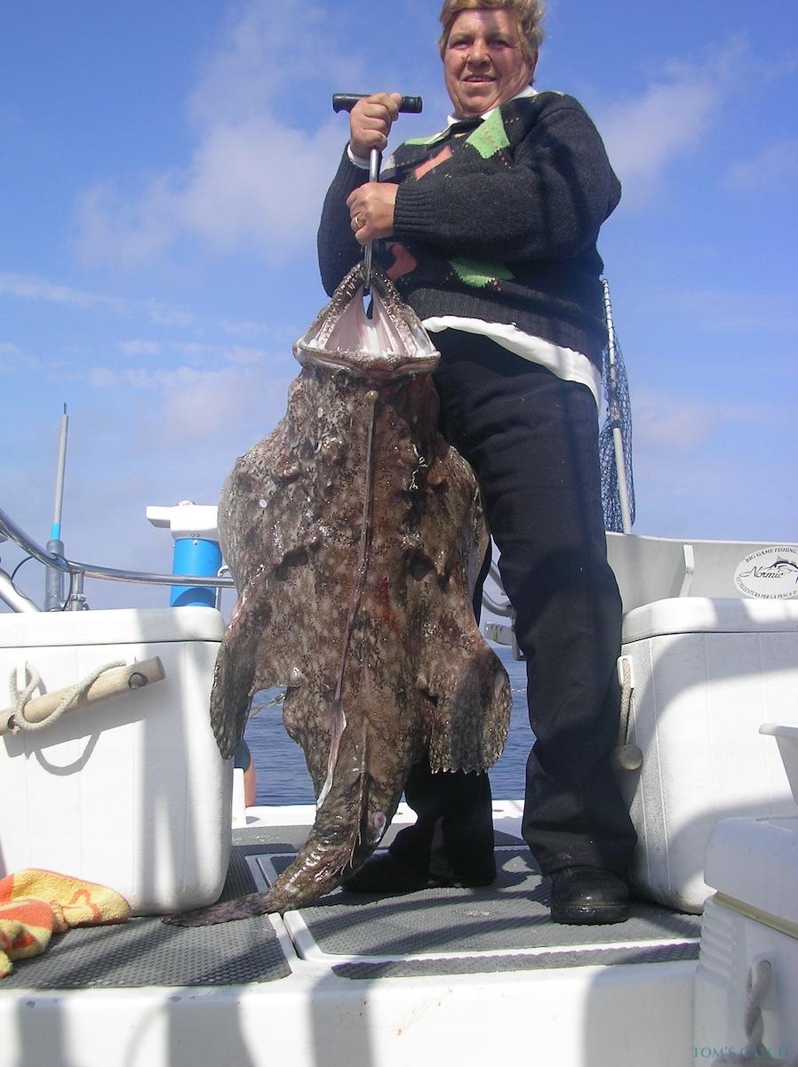 Charter de pêche Foramando