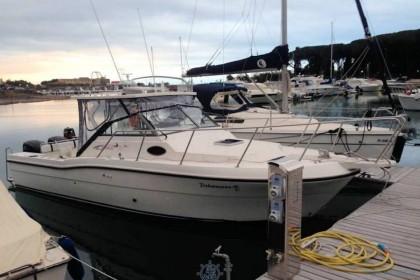 Charter de pêche Gloria