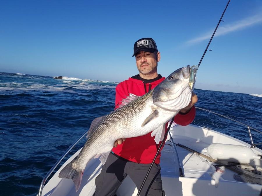 Charter de pêche Gonzalo Parafita