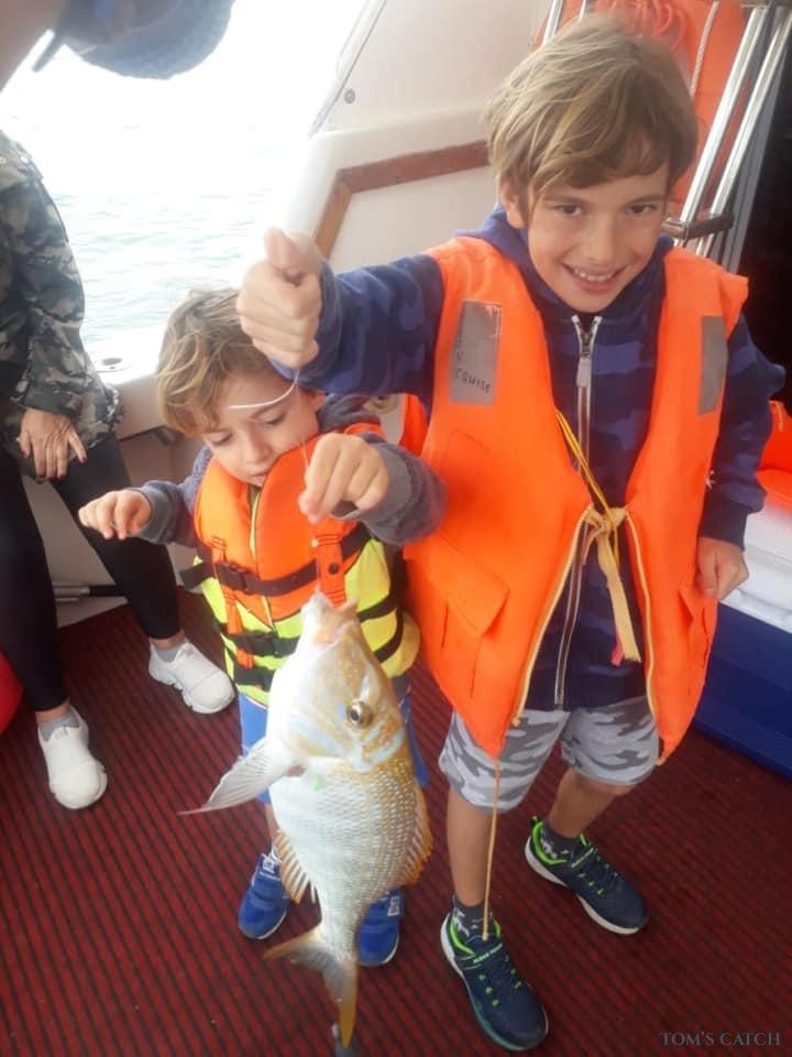 Charter de pêche Halya
